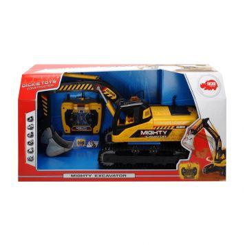 R/C Mighty Graafmachine B/O 70 Cm