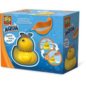 SES Aqua Badeendje Met Geluid