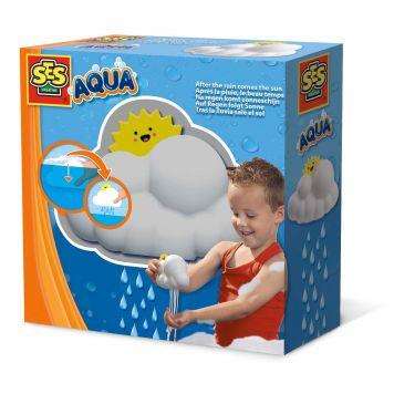 Ses Aqua Na Regen Komt Zonneschijn