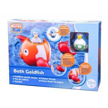 Badspeelgoed Goudvis