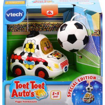 Vtech Toet Toet Special Edition Vigo Voetbalauto BE