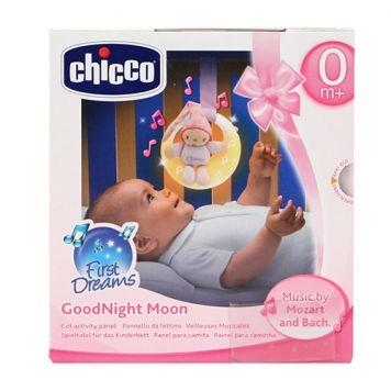 Chicco Goedenacht Maan Roze