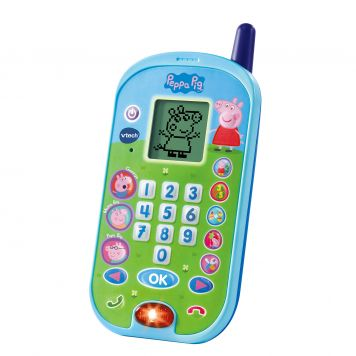 Vtech Peppa Pig Learning Phone