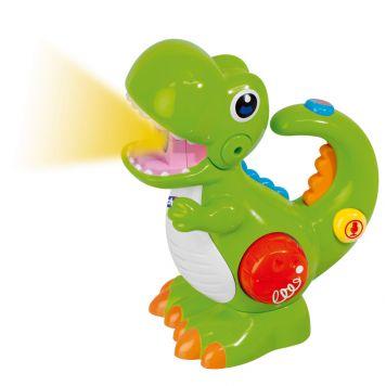 Chicco Stemrecorder T-Rec Dino Met Licht