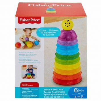Stapelblokken Fisher Price Assorti