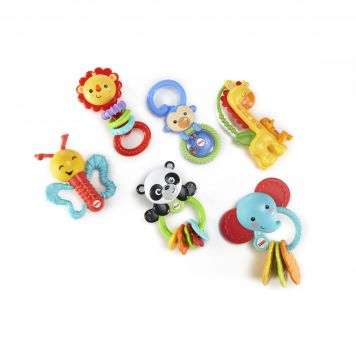 Fisher Price Animal Friends Gift Set