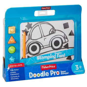 Fisher Price Doodle Pro Deluxe