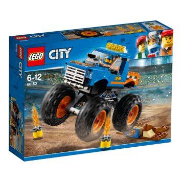 LEGO City 60180 Monstertruck
