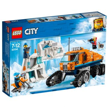 LEGO City 60194 Poolonderzoekstruck