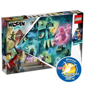 LEGO Hidden Side 70425 Newbury Spookschool