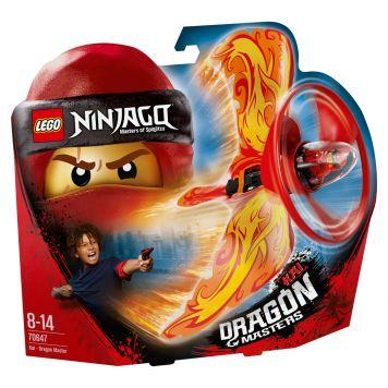 LEGO Ninjago 70647 Kai Drakenmeester