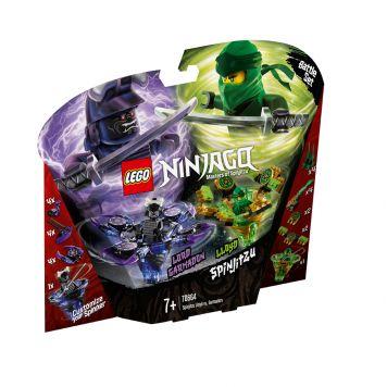 LEGO Ninjago 70664 Spinjitzu Lloyd  Vs Garmadon