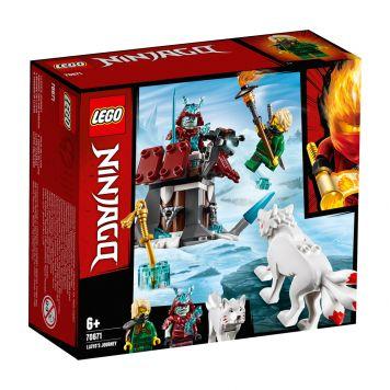 LEGO Ninjago 70671 De Reis Van Lloyd