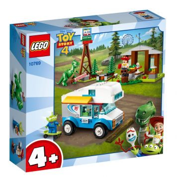 LEGO 4+ 10769 Toy Story 4 Campervakantie