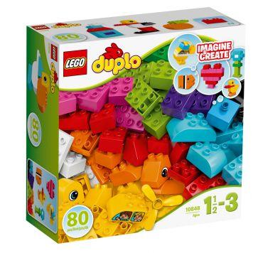 LEGO DUPLO My First 10848 Mijn Eerste Bouwstenen