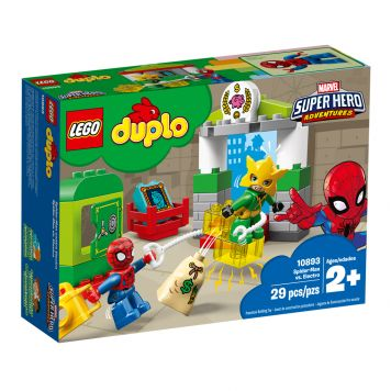 LEGO DUPLO 10893 Spiderman VS Electro
