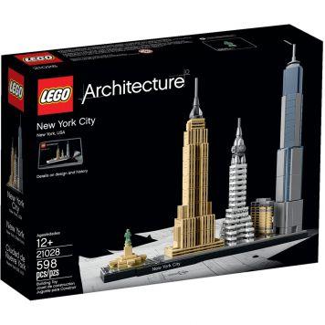 LEGO Architecture 21028 New York