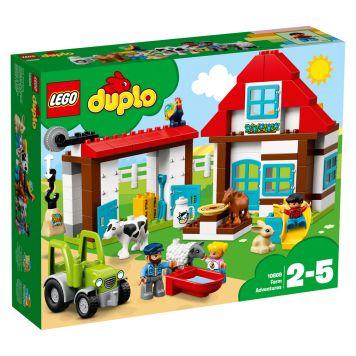 LEGO DUPLO Town 10869 Avonturen Op De Boerderij