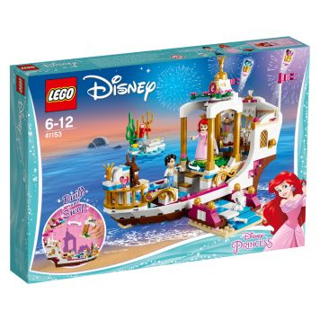 LEGO Disney Princess 41153 Ariel's Koninklijke  Feestboot