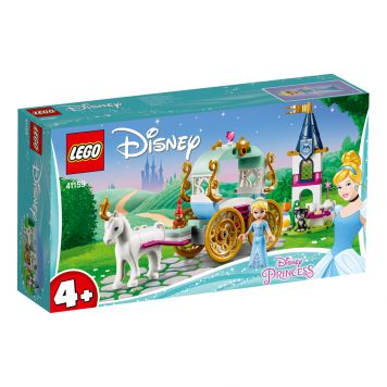 LEGO Disney Princess 41159 Assepoesters Koetstocht