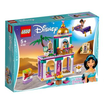 LEGO Disney Princess 41161 Aladdins En Jasmines Paleisavonturen