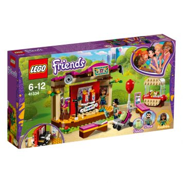 LEGO Friends 41334 Andrea's Park Prestaties