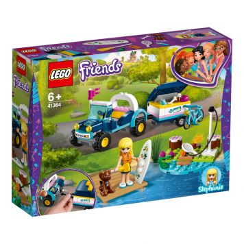 LEGO Friends 41364 Stephanie's Buggy & Aanhanger