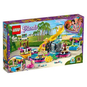 LEGO Friends 41374 Andrea'S Zwembadfeest
