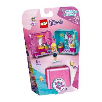 LEGO Friends 41406 Stephanies Winkelspeelkubus