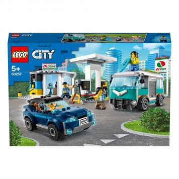 LEGO City 60257 Benzinestation