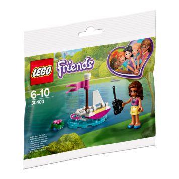 LEGO Friends 30403 Olivia's Remote Control Boat