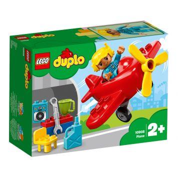 LEGO DUPLO Mijn Eigen Stad 10908 Vliegtuig