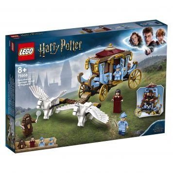 LEGO Harry Potter 75958 De Koets Van Beauxbatons:  Aankomst Bij Zweinstein