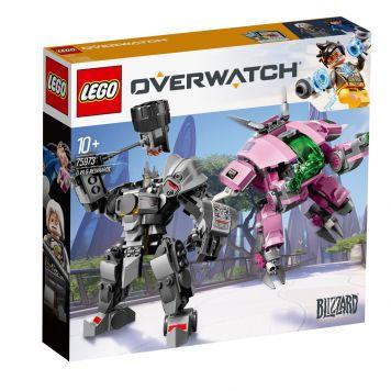 LEGO Overwatch 75973 D.Va En Reinhardt