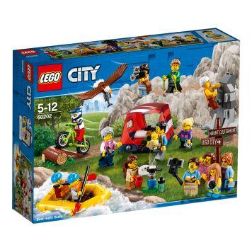 LEGO City 60202 Personenpakket Buitenavonturen