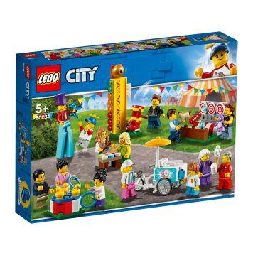 LEGO City 60234 Personenset - Kermis