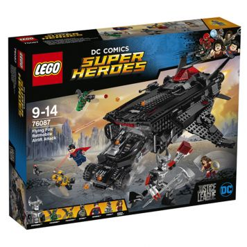 LEGO Super Heroes 76087 Flying Fox: Batmobile  Luchtbrugaanval