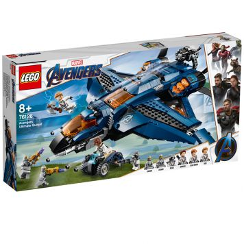 LEGO Marvel Avengers 76126 Avengers Ultieme Quinjet