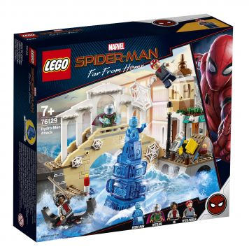 LEGO Marvel Spider-Man 76129 Hydro-Man Aanval
