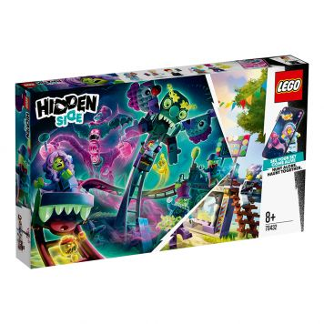 LEGO Hidden Side 70432 Spookkermis