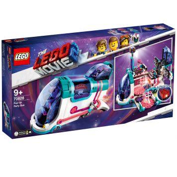 LEGO Movie 70828 DE LEGO FILM 2 Uitklap Feestbus