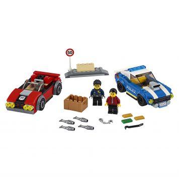 LEGO City 60242 Politiearrest Op De Snelweg