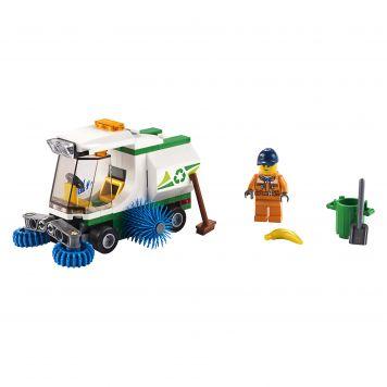 LEGO City 60249 Street Sweeper