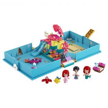 LEGO Disney 43176 Ariel's Storybook Adventures