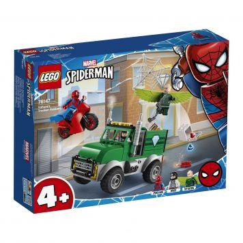 LEGO Marvel Spider-Man 76147 Vultures Vrachtwagenoverval