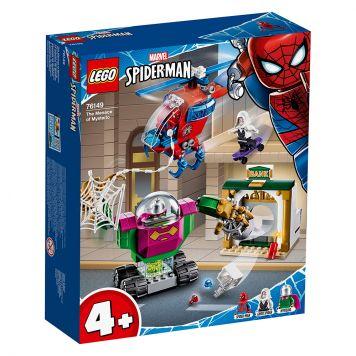 LEGO Marvel Spider-Man 76149 De Dreiging Van Mysterio