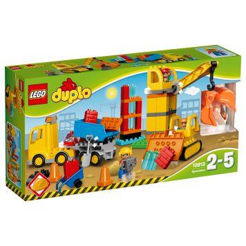 LEGO DUPLO 10813 Grote Bouwplaats