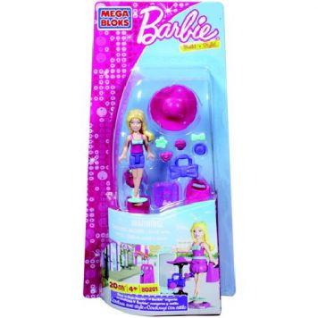 Mega Bloks Barbie & Friends Assorti