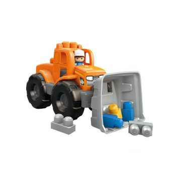Mega Bloks Transform Dump Truck