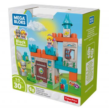 Ficher Price Mega Bloks King Castle